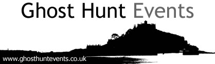 Ghost Hunt Events Clothing