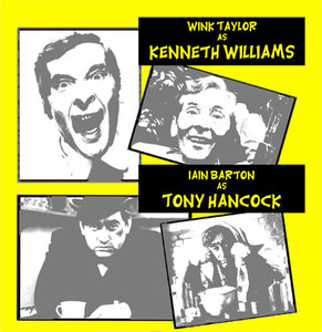Seriously Funny play - Kenneth Williams and Tony Hancock