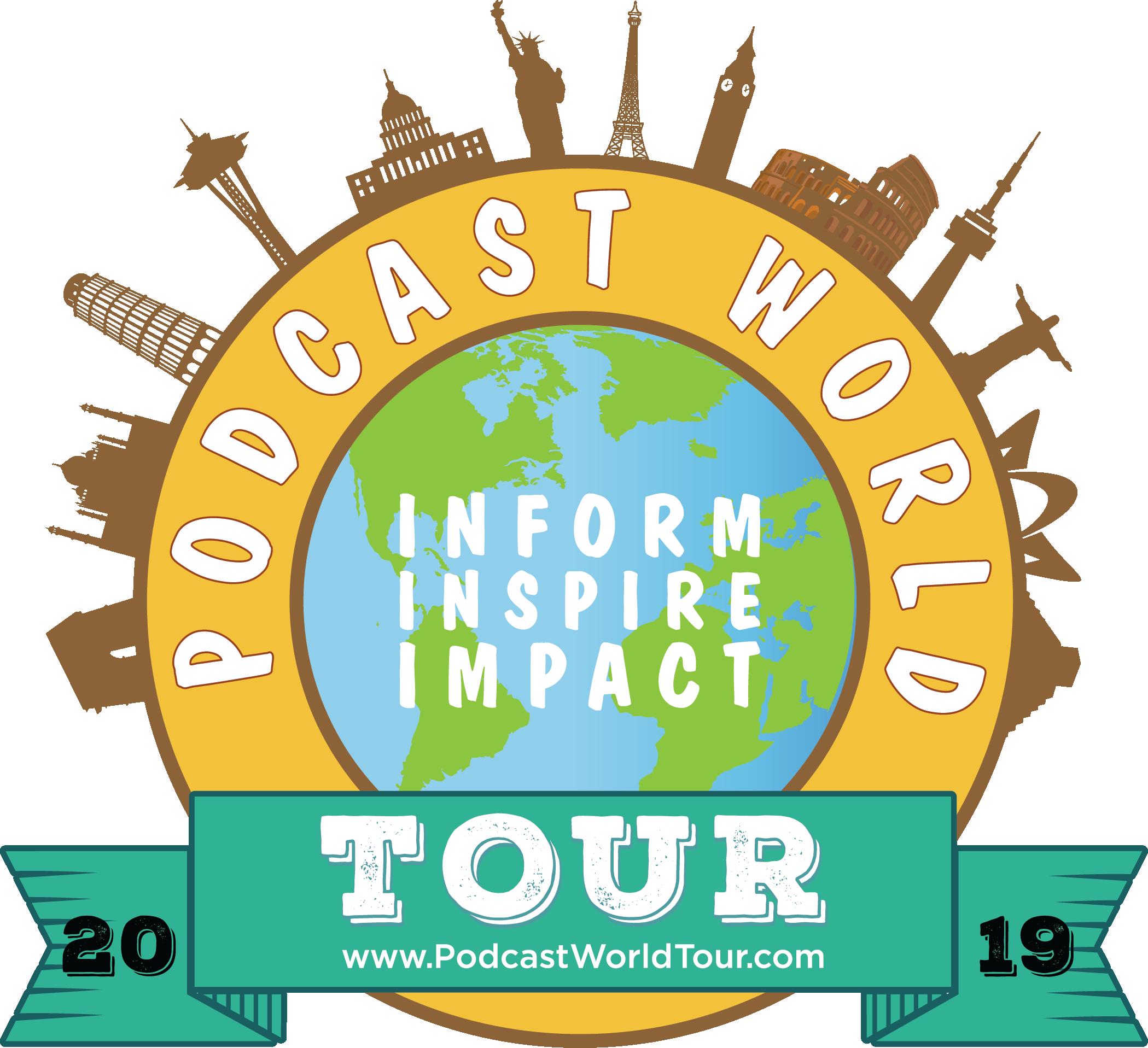 Podcast World Tour