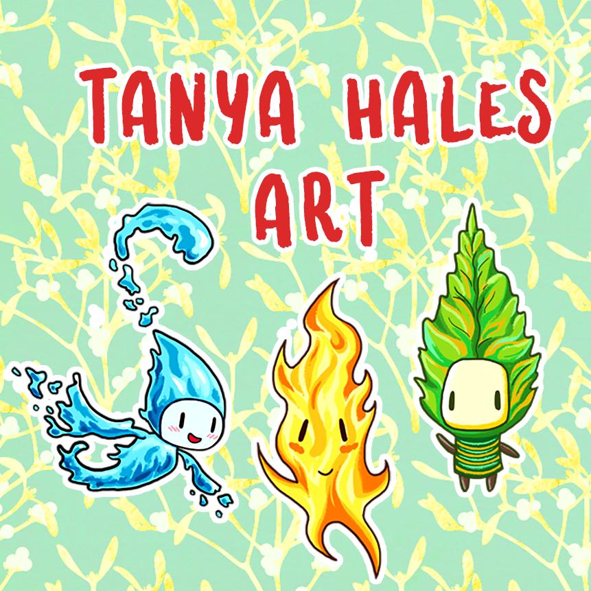 Tanya Hales Art